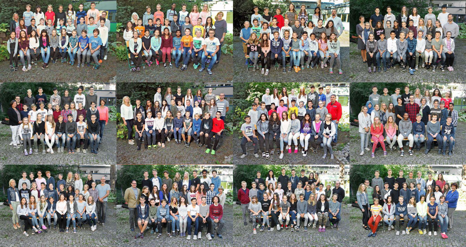 klassenfotos marienschule lingen 2016